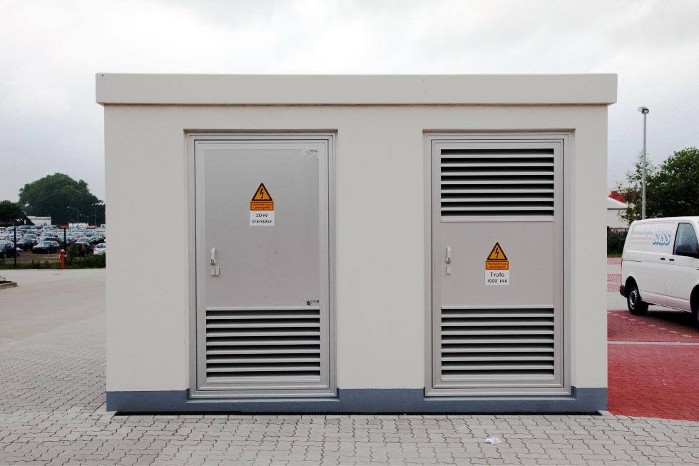 Trafo-Kompaktstation