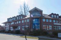 Objekt: Volksbankfiliale, Architekturbüro, Tränigsfläche des Turn- und Sportvereins Harsefeld und 6 Wohnungen
