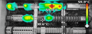 Elektro-Thermographie